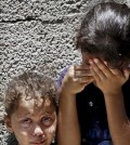 Mideast Palestinians Children Killed
